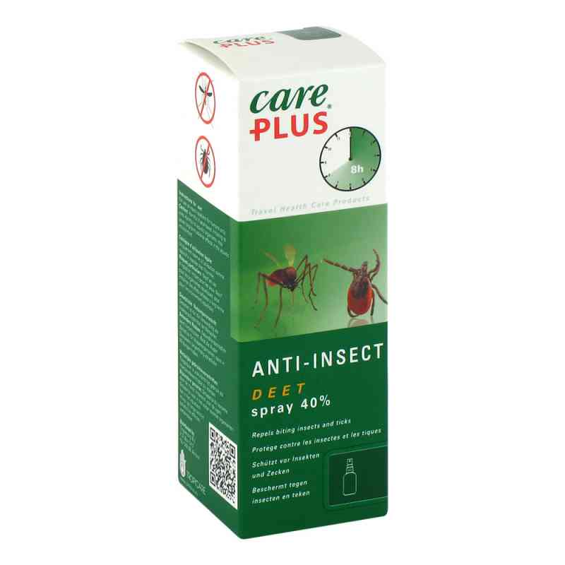 Care Plus Deet Anti Insect Spray 40% bei apo.com bestellen