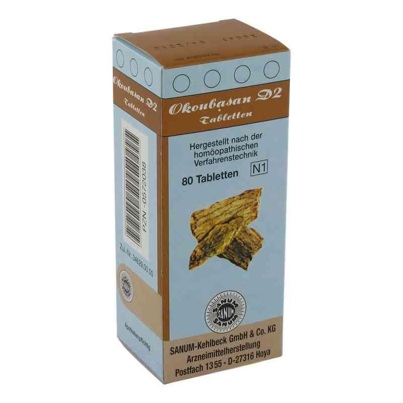 Okoubasan D 2 Tabletten  bei apo.com bestellen