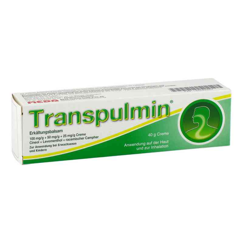 Transpulmin Erkältungsbalsam  bei apo.com bestellen