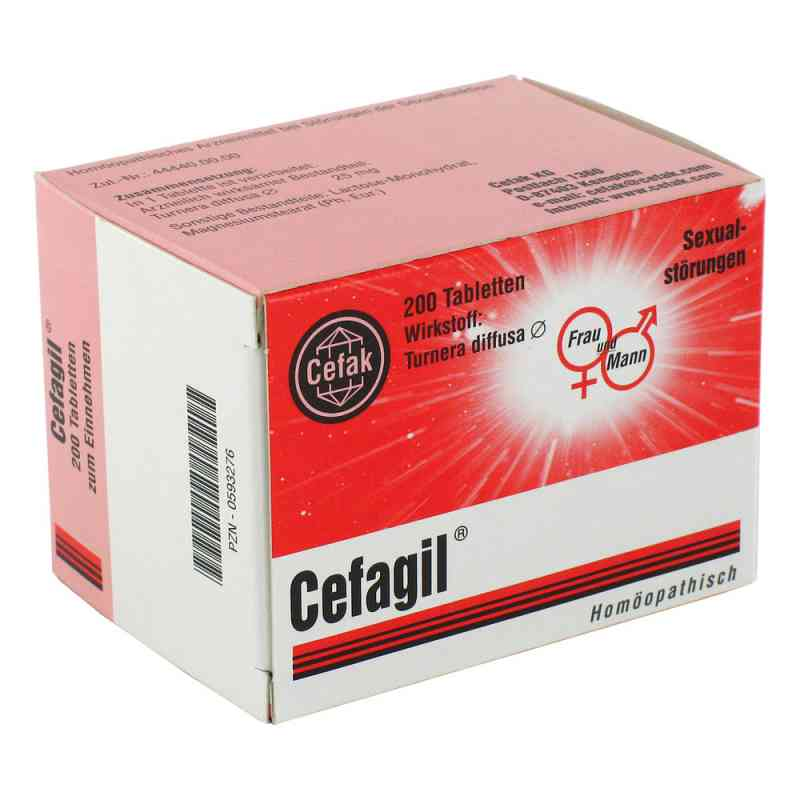 Cefagil Tabletten  bei apo.com bestellen