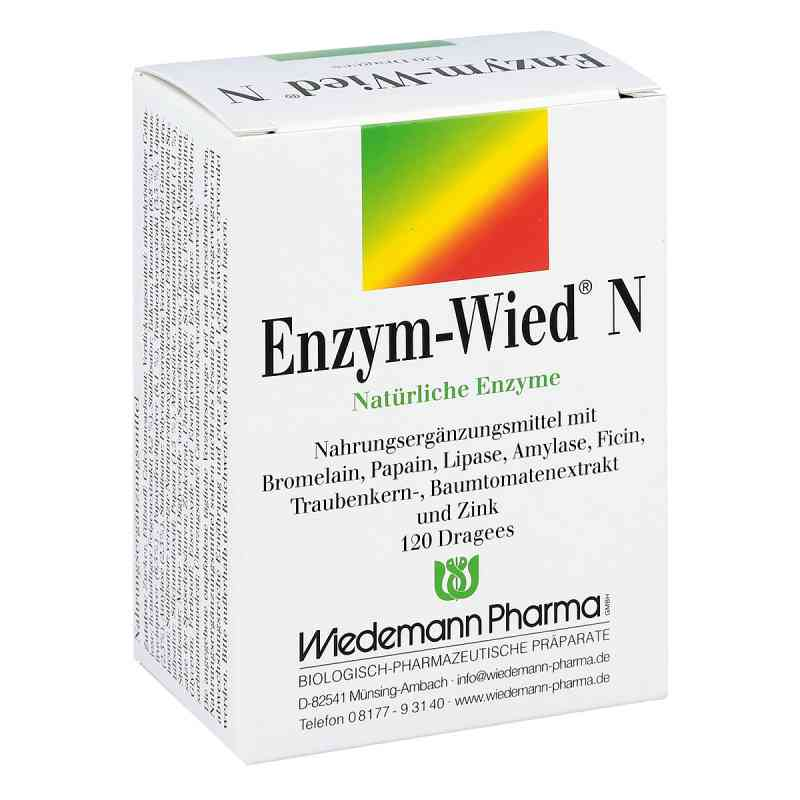 Enzym Wied N Dragees  bei apo.com bestellen