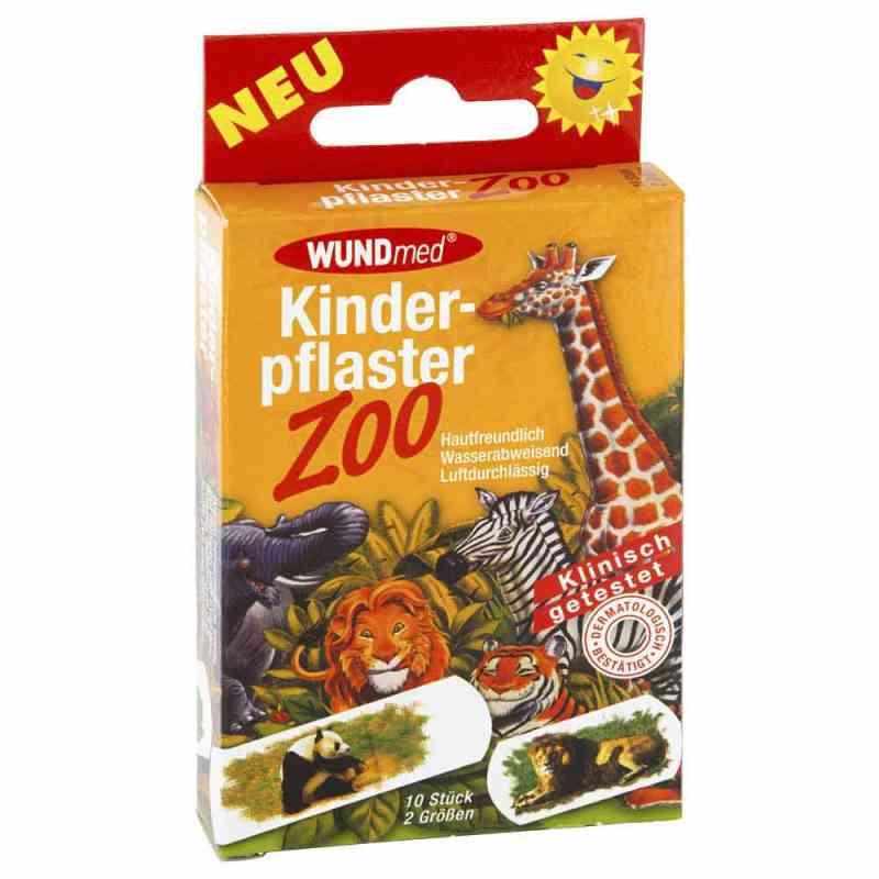 Kinderpflaster Zoo 2 Grössen  bei apo.com bestellen
