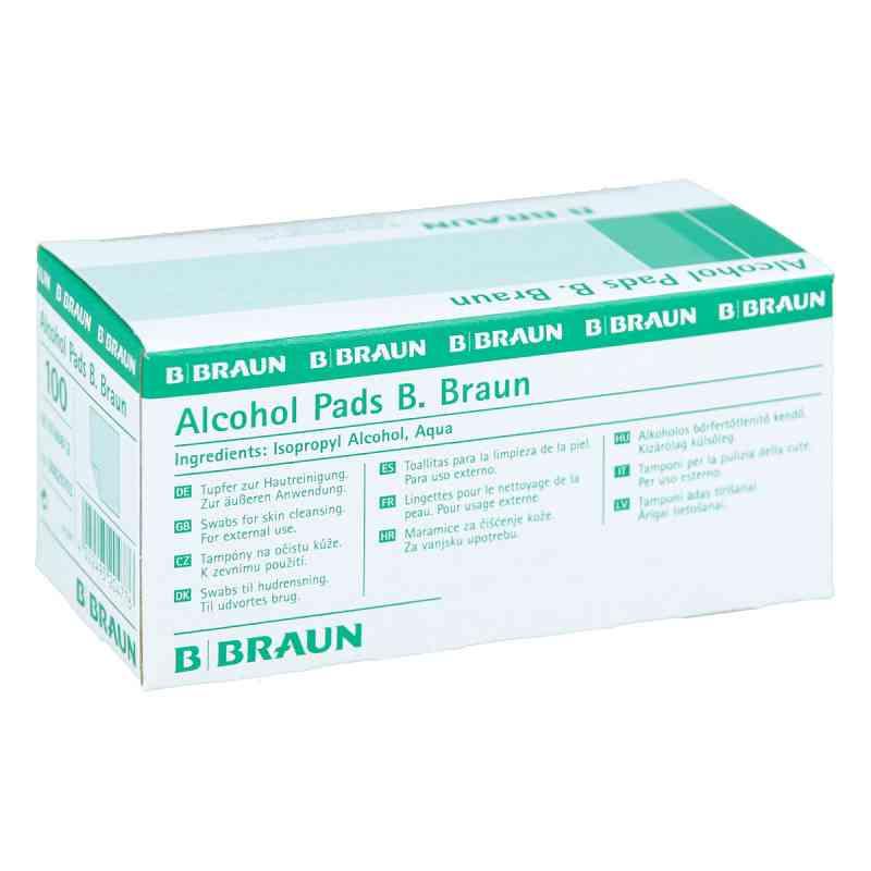 Alcohol Pads B.braun Tupfer  bei apo.com bestellen
