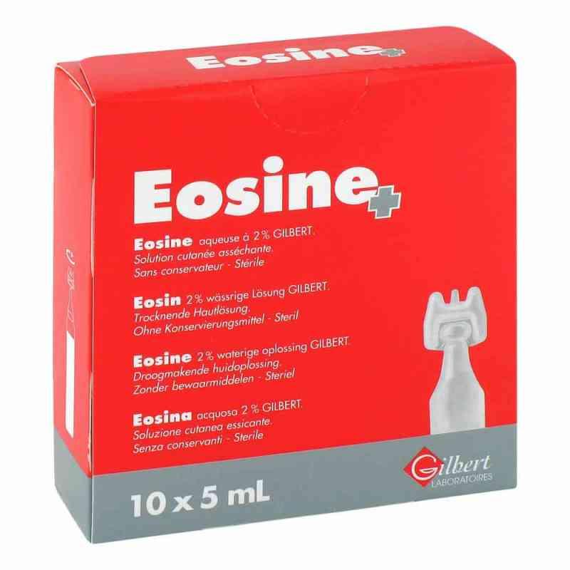 Eosin 2% wässrige Pflegelösung steril  bei apo.com bestellen