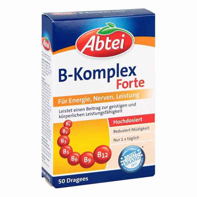 Abtei Vitamin B Komplex forte überzogene Tab.  bei apo.com bestellen