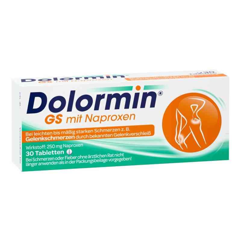 Dolormin GS mit Naproxen  bei apo.com bestellen