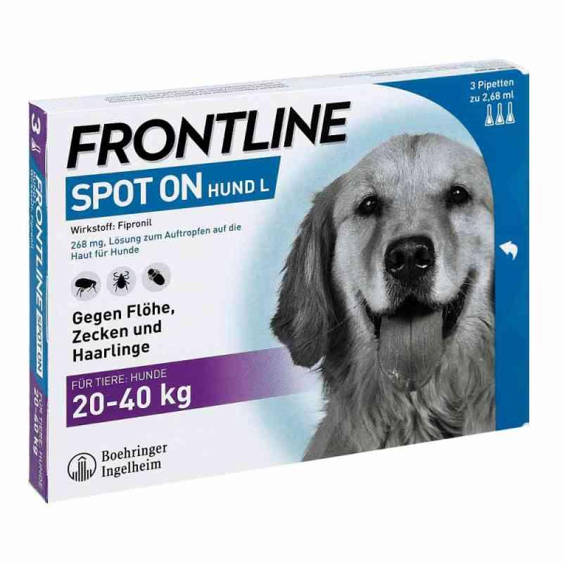 Frontline Spot on H 40 veterinär  Lösung  bei apotheke-online.de bestellen