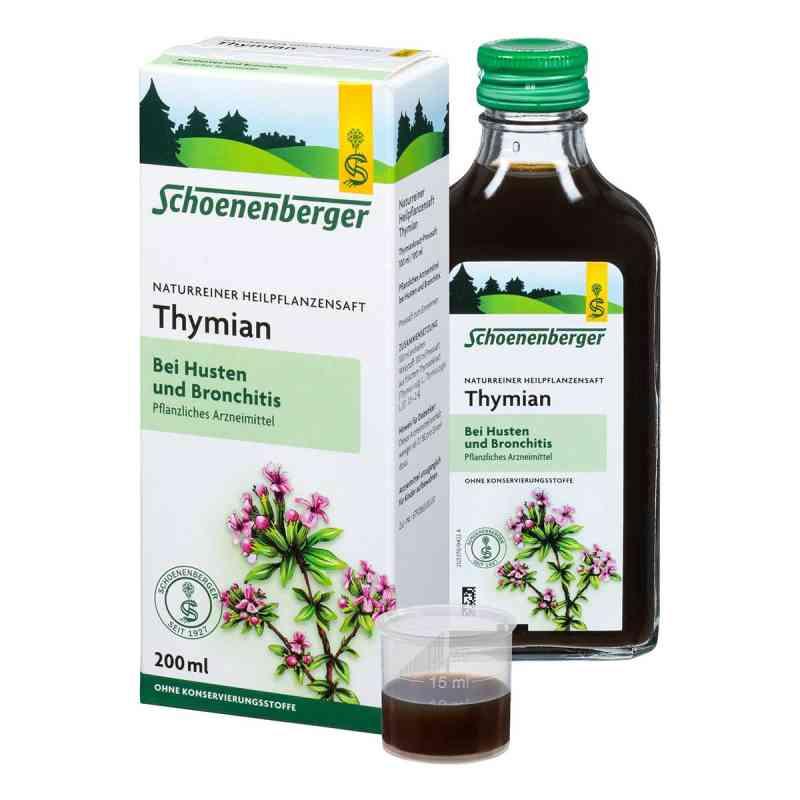 Thymiansaft Schoenenberger  bei apo.com bestellen