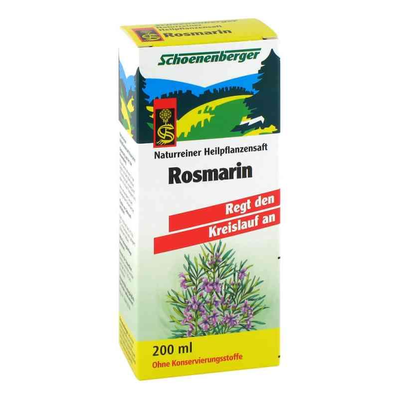 Rosmarin Saft Schoenenberger Heilpflanzensäfte  bei apo.com bestellen