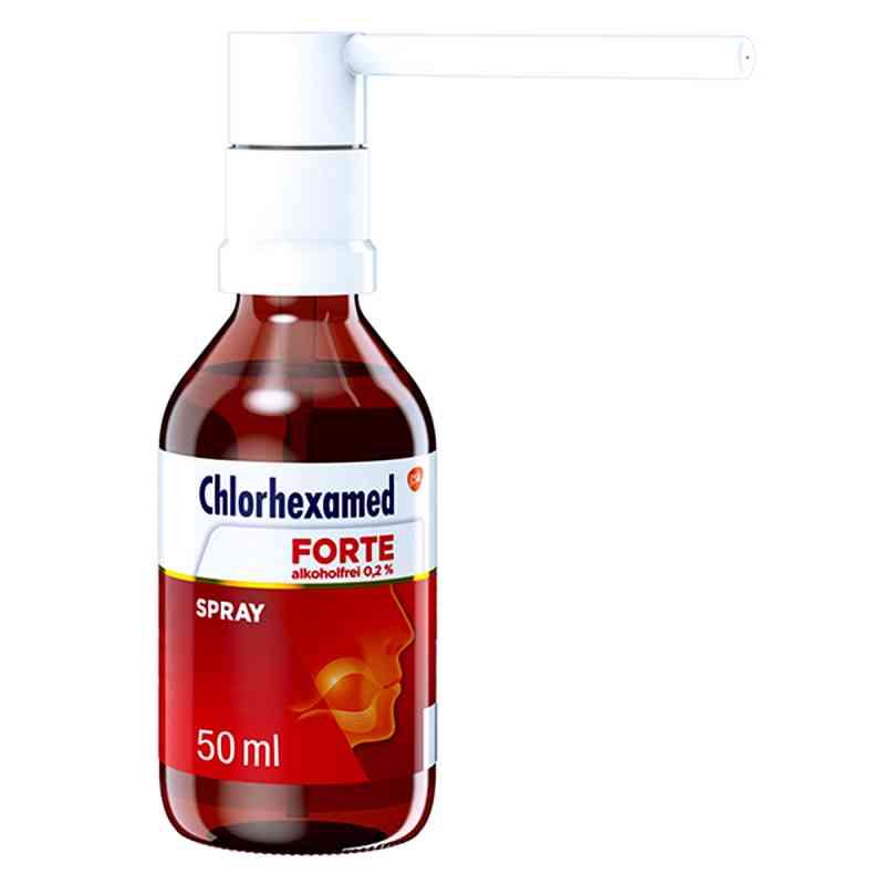 Chlorhexamed FORTE alkoholfrei 0,2%  bei apo.com bestellen