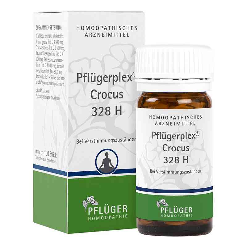 Pflügerplex Crocus 328 H Tabletten  bei apo.com bestellen