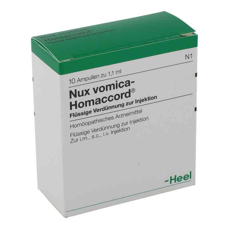 Nux Vomica Homaccord Ampullen  bei apo.com bestellen