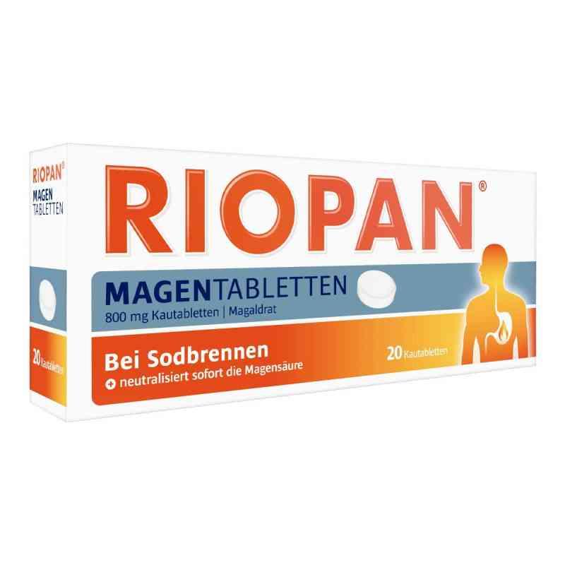 Riopan Magen Tabletten  bei apo.com bestellen