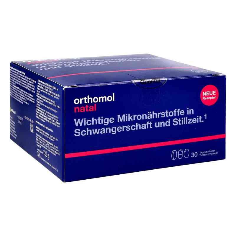 Orthomol Natal Tabletten /kaps. Kombipackung  bei apo.com bestellen