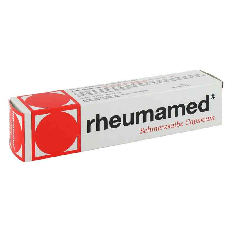 Rheumamed Schmerzsalbe Capsicum  bei apo.com bestellen
