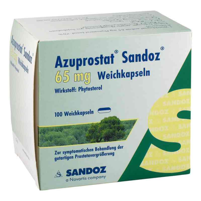 Azuprostat Sandoz 65 mg Weichkapseln  bei apo.com bestellen