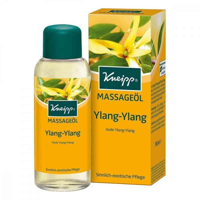 Kneipp Massageöl Ylang Ylang pflegend  bei apo.com bestellen