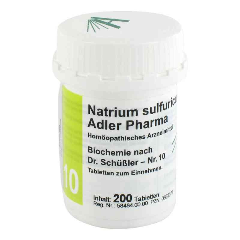 Biochemie Adler 10 Natrium sulf.D6 Adl.ph. Tabletten   bei apo.com bestellen