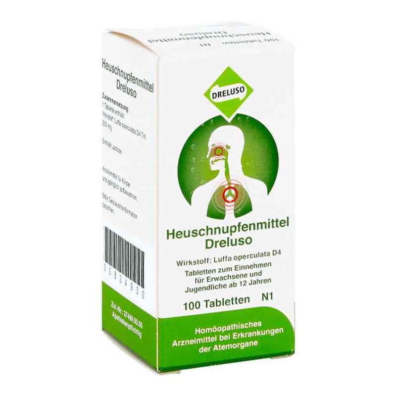 Heuschnupfenmittel Dreluso Tabletten  bei apo.com bestellen