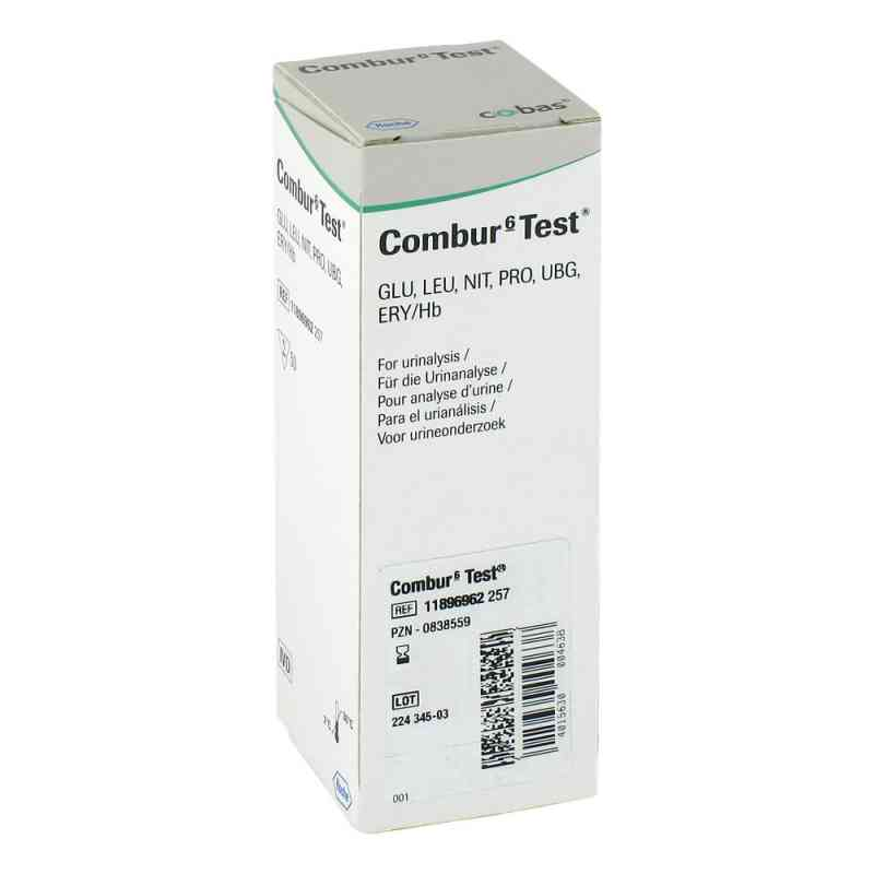 Combur 6 Test Teststreifen  bei apo.com bestellen