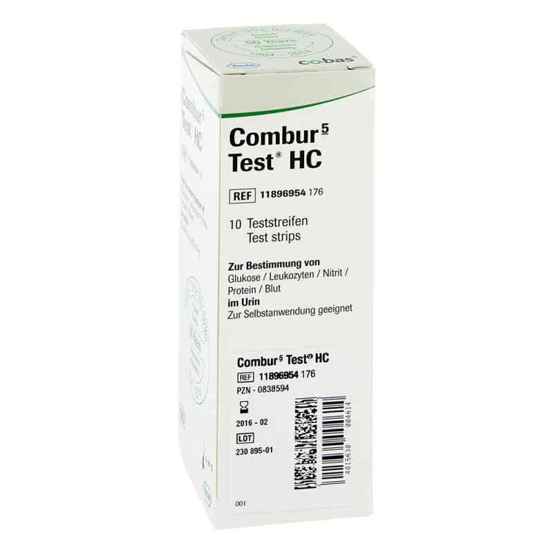 Combur 5 Test Hc Teststreifen  bei apo.com bestellen