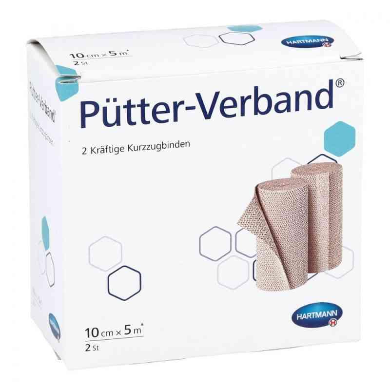 Pütter Verband 10 cmx5 m  bei apo.com bestellen