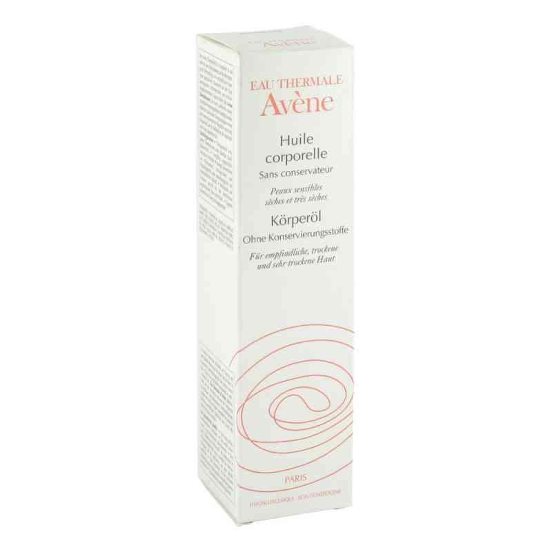 Avene Körperöl mit Pumpspender  bei apo.com bestellen