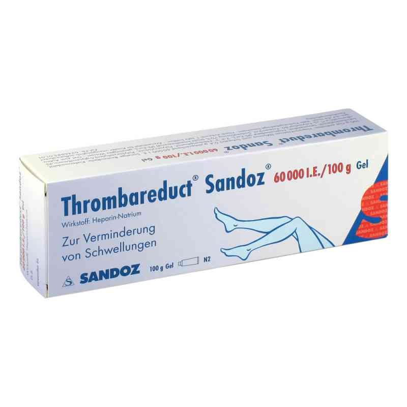 Thrombareduct Sandoz 60000 I.E./100g  bei apo.com bestellen