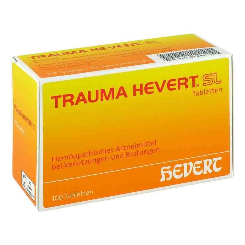Trauma Hevert Sl Tabletten  bei apo.com bestellen