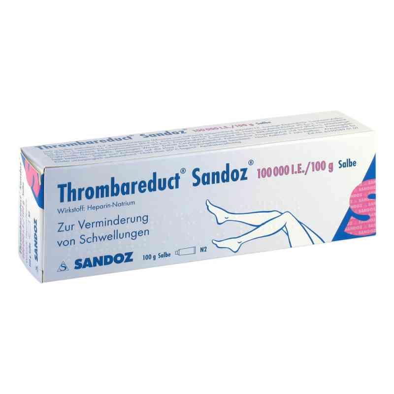 Thrombareduct Sandoz 100000 I.E./100g  bei apo.com bestellen
