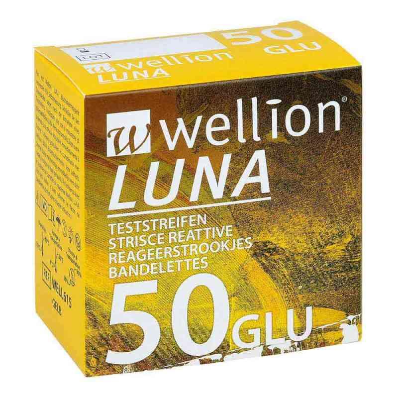 Wellion Luna Blutzuckerteststreifen  bei apo.com bestellen