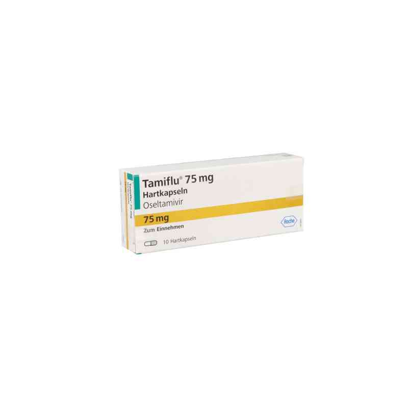 Tamiflu 75 mg Hartkapseln  bei apo.com bestellen
