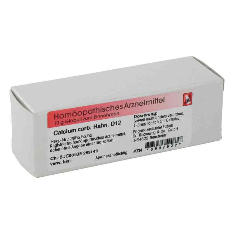 Calcium Carbonicum Hahnemanni D 12 Globuli  bei apo.com bestellen