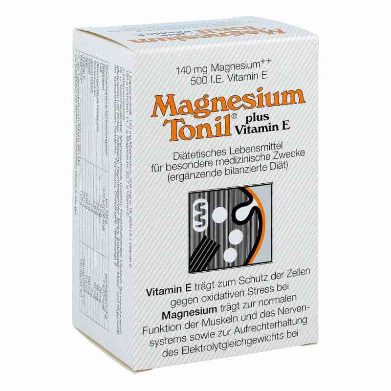 Magnesium Tonil plus Vitamin E Kapseln  bei apo.com bestellen