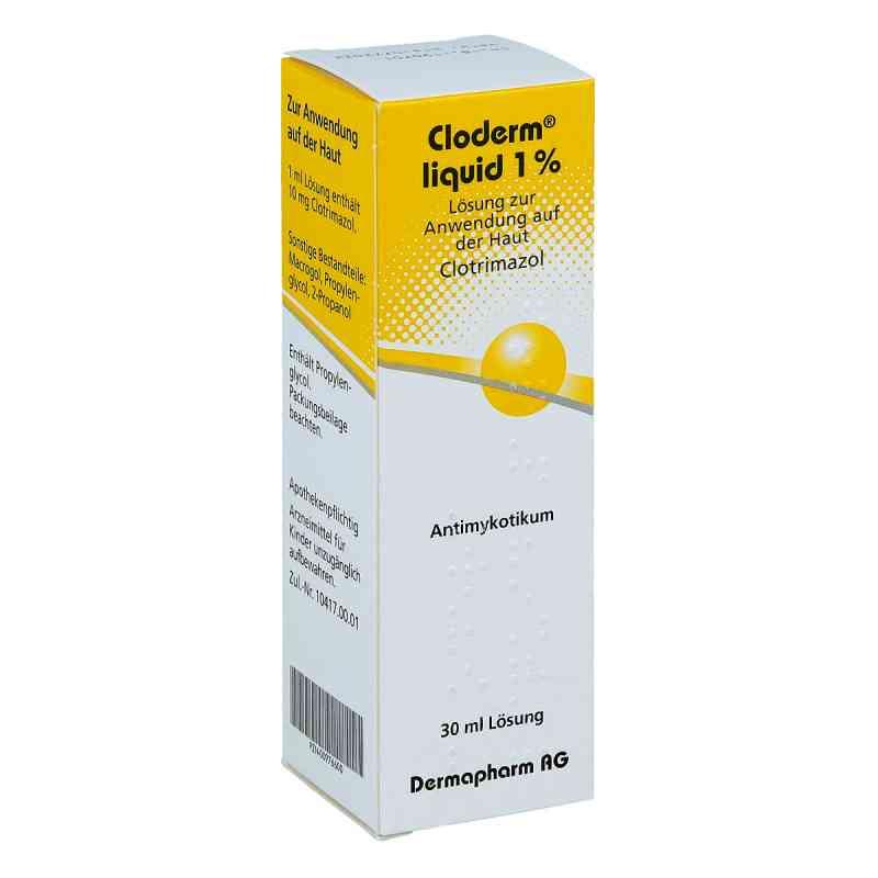 Cloderm liquid 1%  bei apo.com bestellen