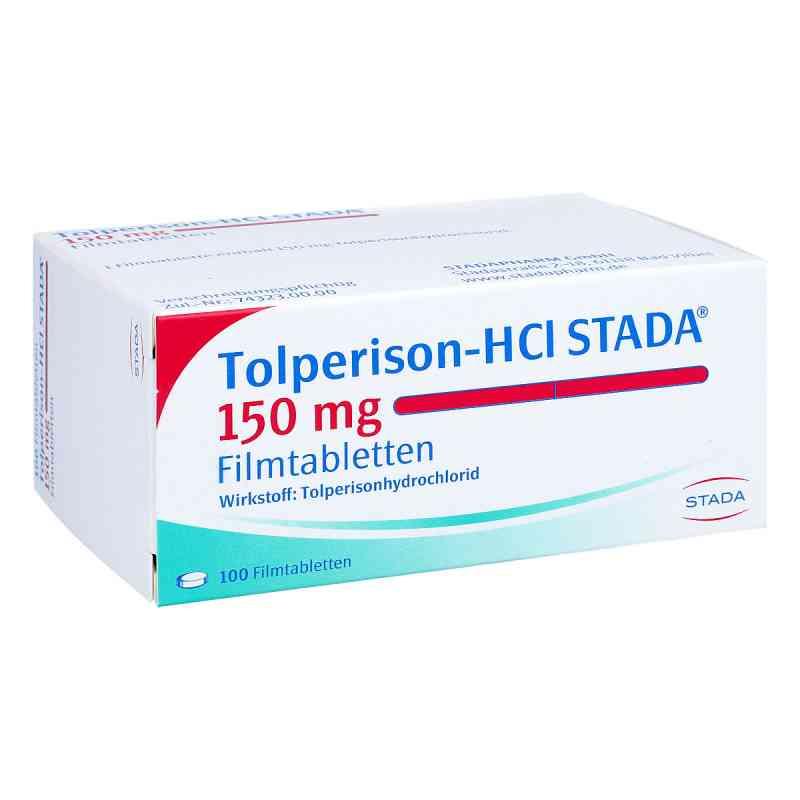 Tolperison Hcl Stada 150 mg Filmtabletten  bei apo.com bestellen