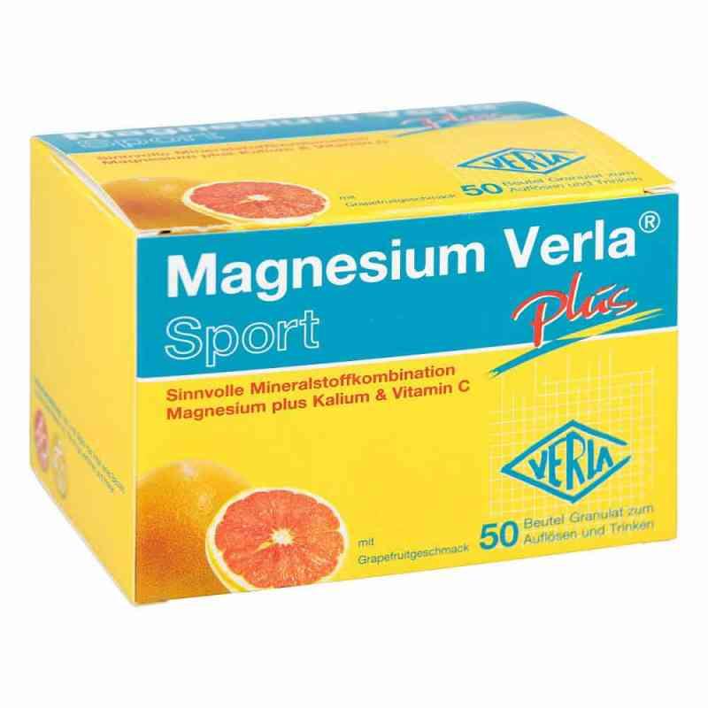 Magnesium Verla plus Granulat  bei apotheke-online.de bestellen