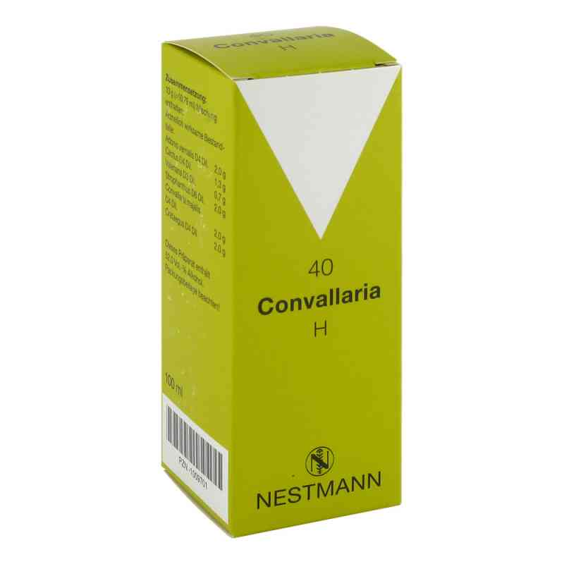 Convallaria H Nummer  40 Tropfen  bei apo.com bestellen