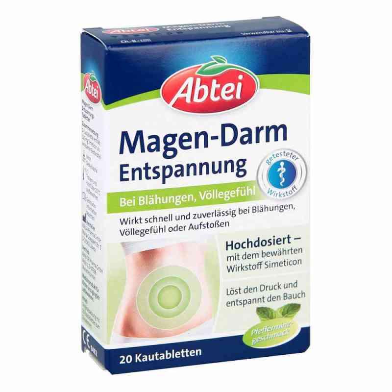 Abtei Magen Darm Entspannungstabletten  bei apo.com bestellen