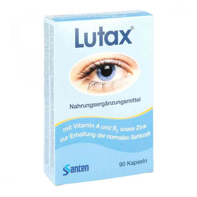 Lutax 10 mg Lutein Kapseln  bei apo.com bestellen