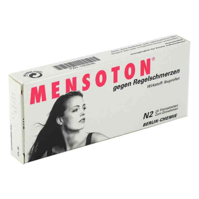 MENSOTON gegen Regelschmerzen  bei apo.com bestellen