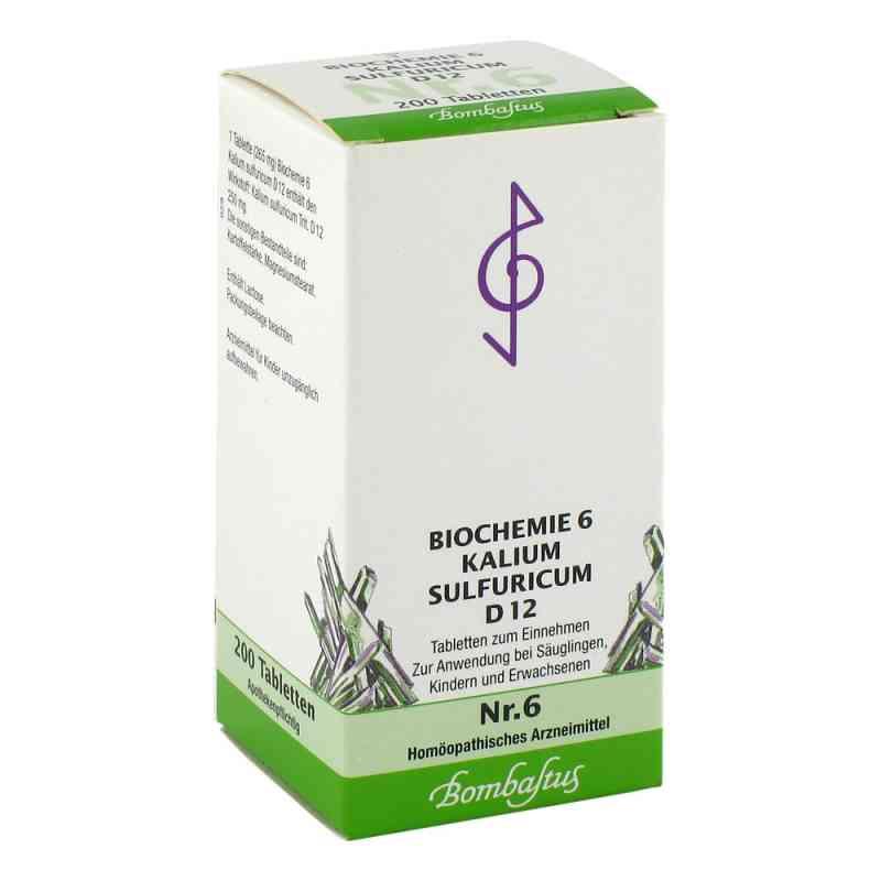 Biochemie 6 Kalium sulfuricum D 12 Tabletten  bei apo.com bestellen