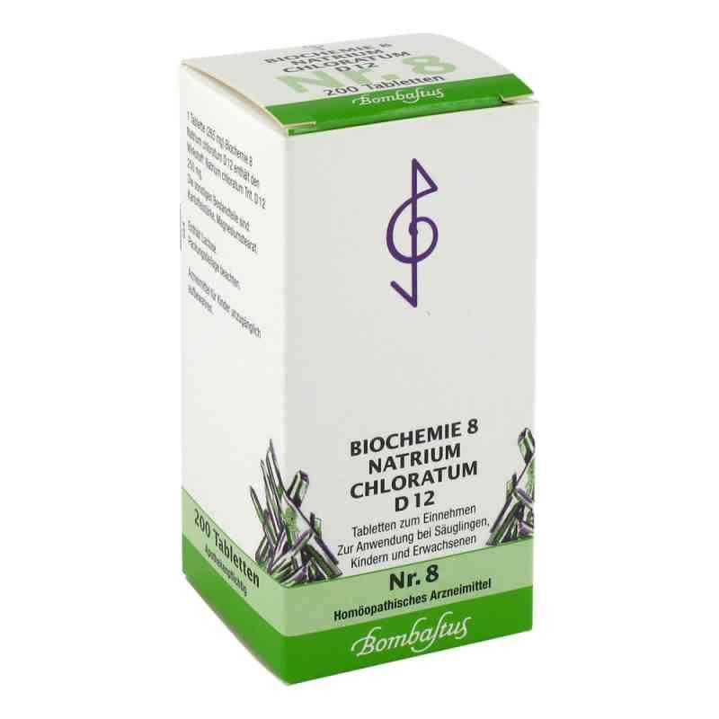 Biochemie 8 Natrium chloratum D 12 Tabletten  bei apo.com bestellen