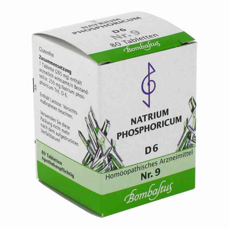 Biochemie 9 Natrium phosphoricum D 6 Tabletten  bei apo.com bestellen