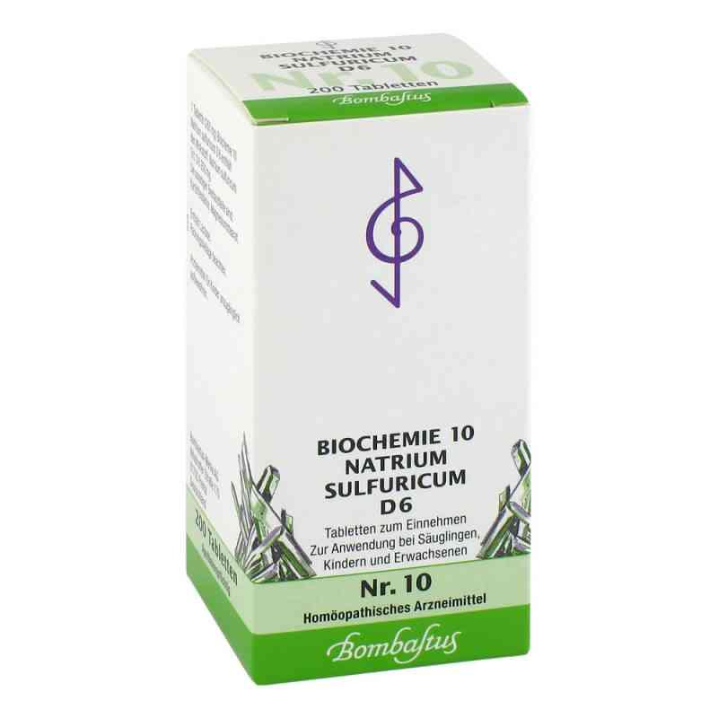Biochemie 10 Natrium sulfuricum D 6 Tabletten  bei apo.com bestellen