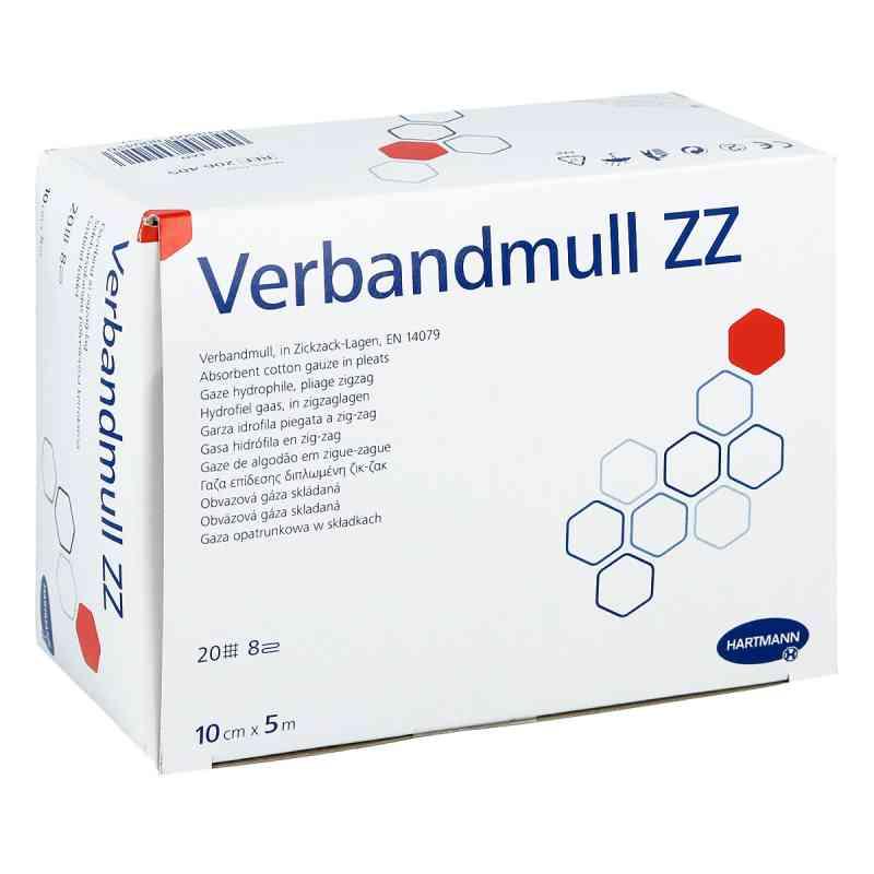 Verbandmull Hartmann 10 cmx5 m zickzack  bei apo.com bestellen
