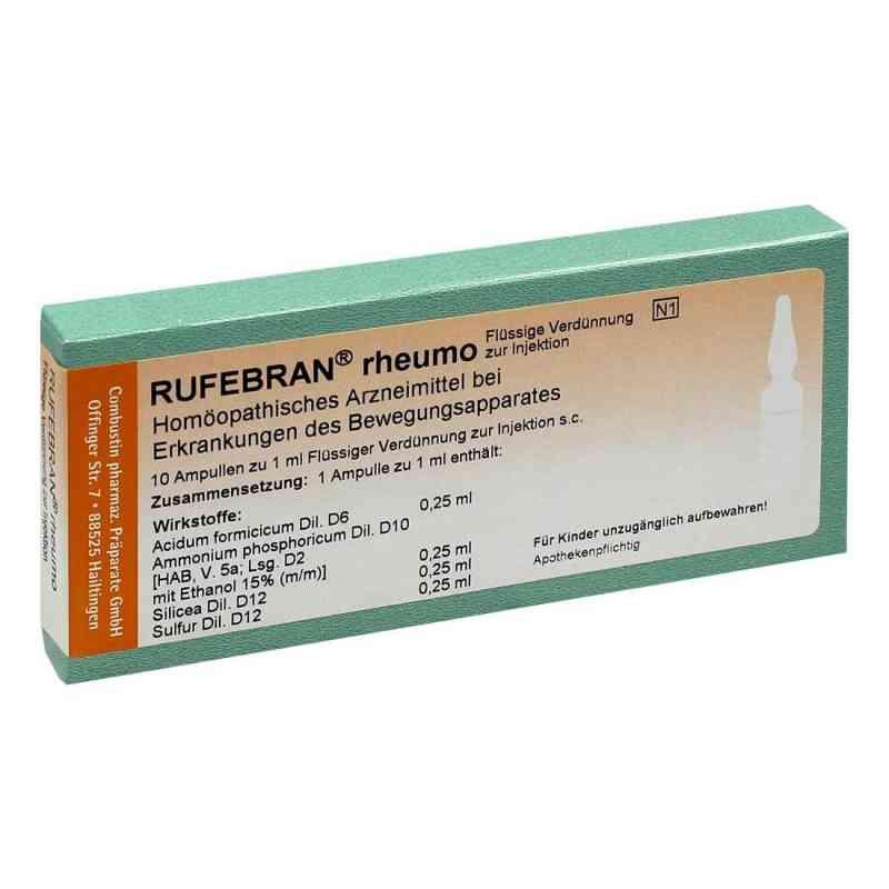 Rufebran rheumo Ampullen  bei apo.com bestellen