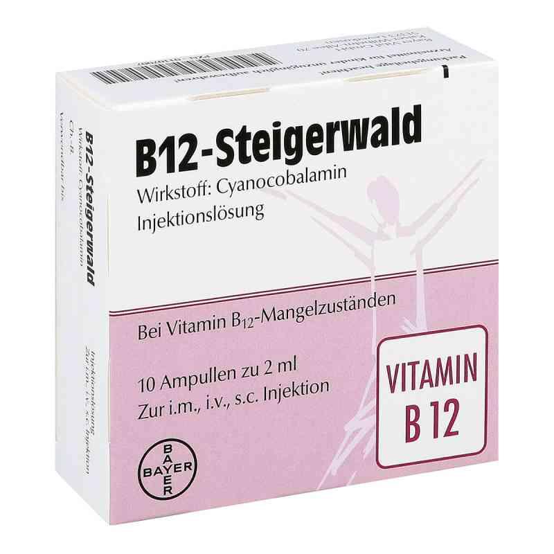 B12 Steigerwald Injektionslösung  bei apo.com bestellen