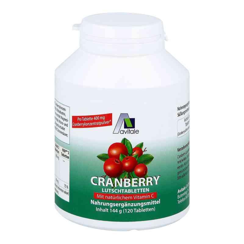 Cranberry Lutschtabletten  bei apo.com bestellen