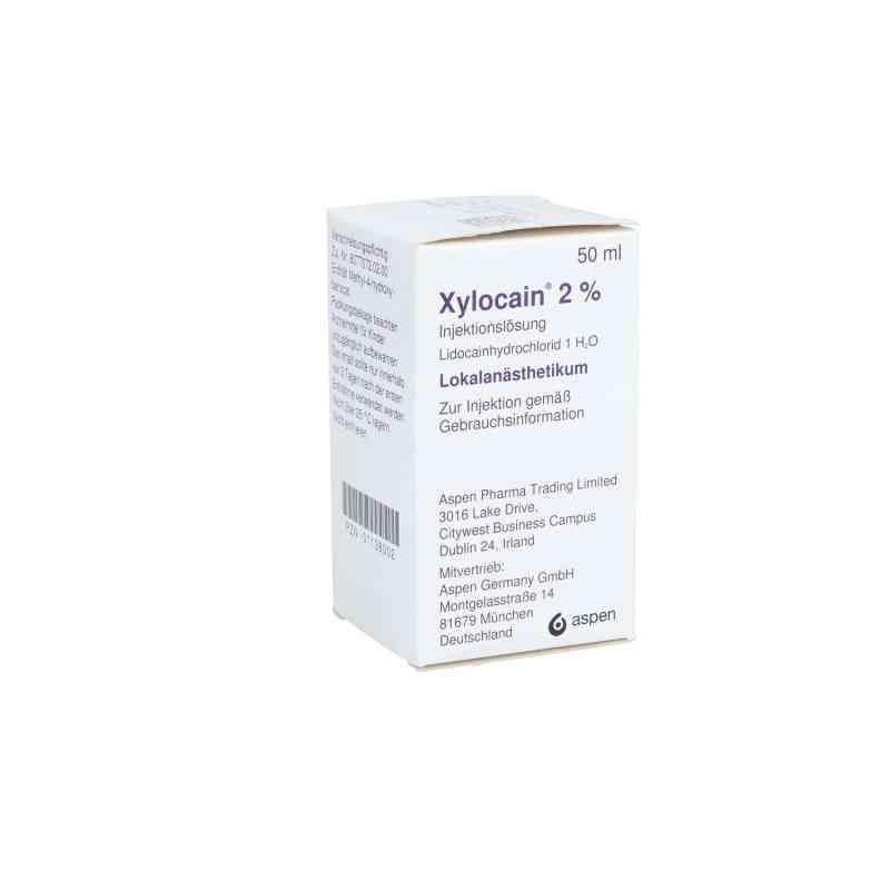 Xylocain 2% Flaschen Injektionslösung  bei apo.com bestellen